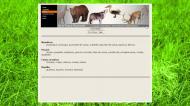 atestat informatica fauna romaniei 7
