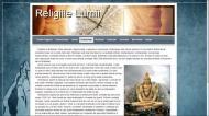 atestat informatica html religiile lumii 3
