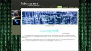 atestat informatica html subprograme 1