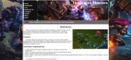 atestat informatica league of legends html 5
