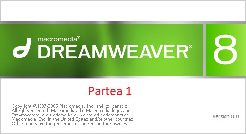 Tutoriale Dreamweaver Partea 1