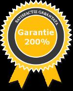 garantie 200 la suta